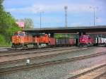 Rock train and 291